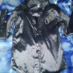 Ένα πακέτο πουκάμισων για ένα αγόρι
