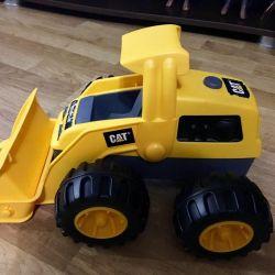 Big Cat Tractor