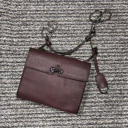 Bordeaux handbag