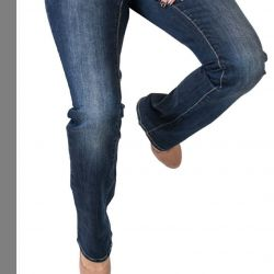 Jeans. New. Size 46. Bargaining.