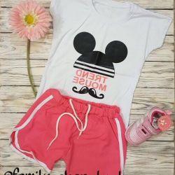 Mickey'nin kıza takımı
