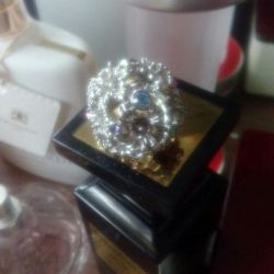 Ring 18 size