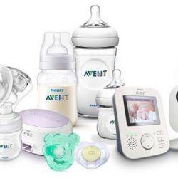 En küçükler için ürünler Avent