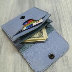 Genuine Leather Wallet!