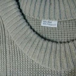 Cardigan wool