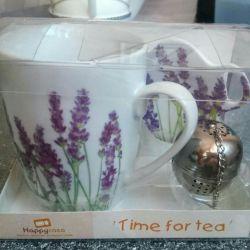 Gift set (tea)