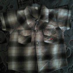 Рубашка 1-2 г