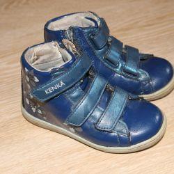 Демисезонные ботинки р.26