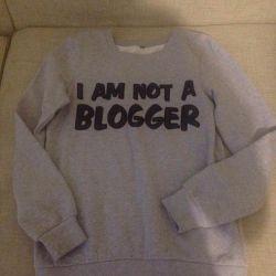 Sweatshirt-sweatshirt for girls