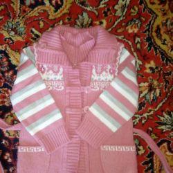 Sweater + vest