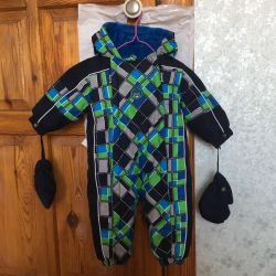 Children's suit for the winter