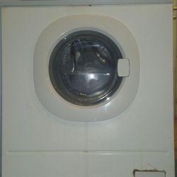 Washing machine Indesit air conditioning Italy