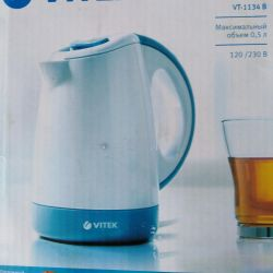 Electric kettle for children
