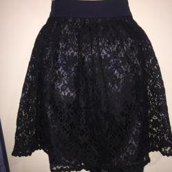 Skirt guipure times 46-48