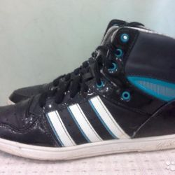 Кеды фирмы Adidas 38 размера
