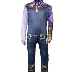 Carnival costume of Titan Thanos, Avengers