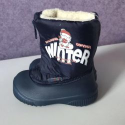 Snowboots baby boots NEW