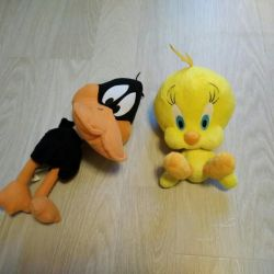 Lovely tunes soft toys