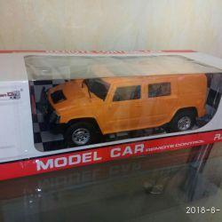 Mașina de la radio Hummer