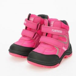 Flamingo new boots
