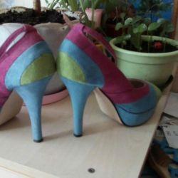 Туфли из коллекции Юдашкина