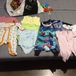 Things for baby size 56-62