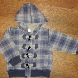 Куртка фирмы Zara. 12-18 месяцев. Б / У