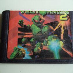 Картридж Sega vectorman 2
