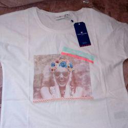 T-shirt Tom Terzi yeni