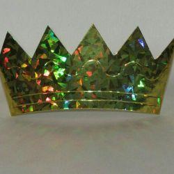 Set nou de coroane, 6 buc.