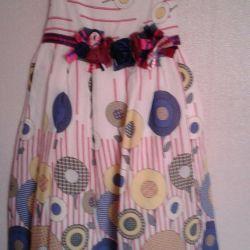 Φόρεμα για κορίτσι ηλικίας 5-6 ετών