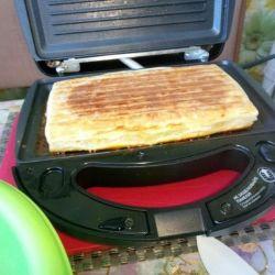NEW For shawarma, grill, waffles multipekar