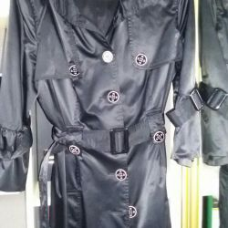 Summer women's raincoat