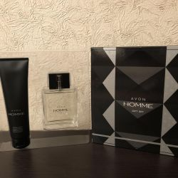 Avon Perfumery and cosmetic set for men