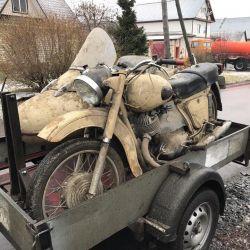 Ρυμουλκούμενο μοτοσικλέτας