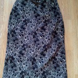 Skirt Sultana Frantsuzova warm size 42