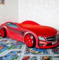 Bed car