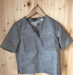 Blouse oversize h & m