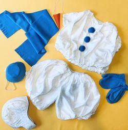 Καρναβάλι / Χριστουγεννιάτικα κοστούμια για παιδιά / Slavyanka