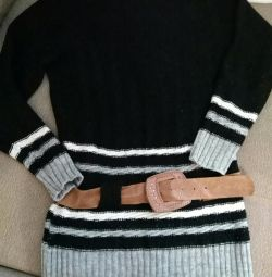 Sweatshirt tunic 44 r