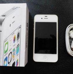 İphone 4s + pil kutusu