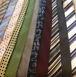 Краватки 12 штук