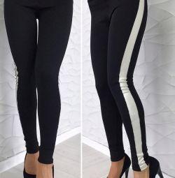 Νέα παντελόνια με ρίγες