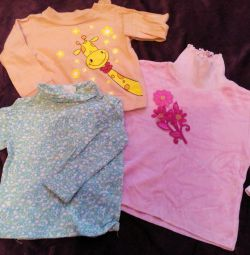 Beautiful clothes for girls!