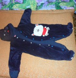 Sling child's overalls