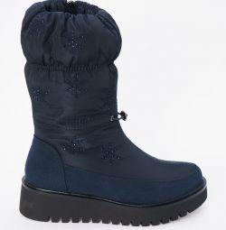 Betsy çizmeler (kış). yeni