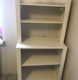 Детский стеллаж для книг и игрушек IKEA.