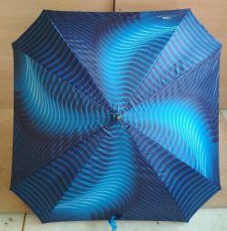 Umbrela este mare. schimb