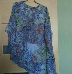Туники, футболки, пончо, накидки (54-58 рр)