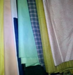 30 different types of fabric